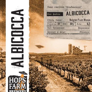 albicocca_keg - Компания НАЙС