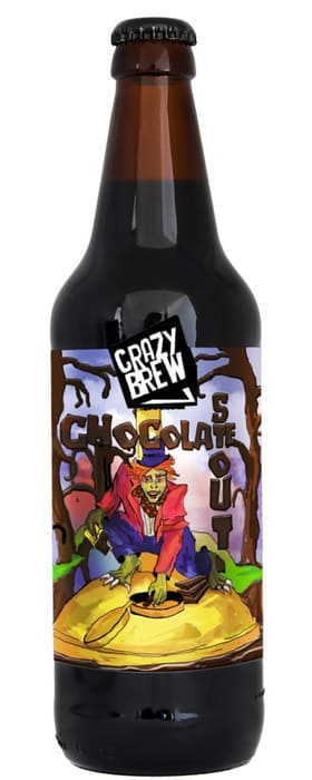 chokolate-stout_bottle - Компания НАЙС