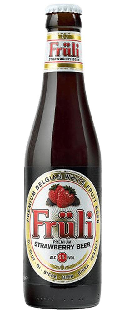 fruli-strawberry_bottle - Компания НАЙС