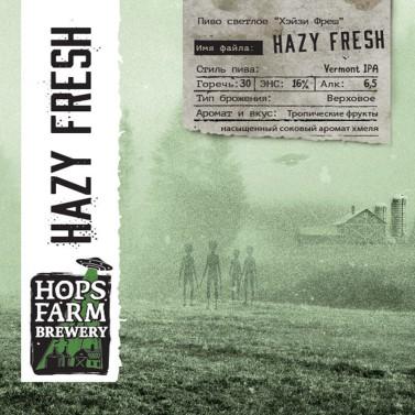 hazy_fresh_keg - Компания НАЙС