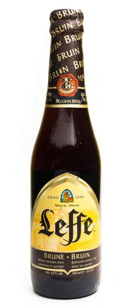 leffe_brune_bottle_0_33 - Компания НАЙС