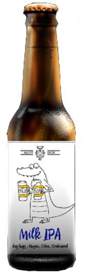 milk-ipa_bottle - Компания НАЙС