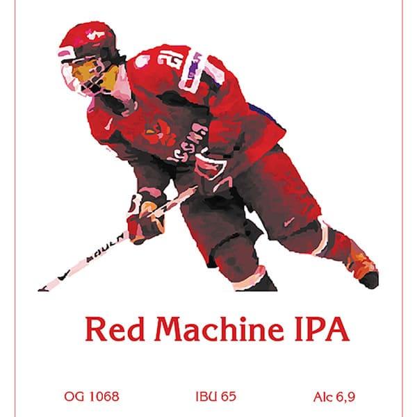 red-machine_keg - Компания НАЙС