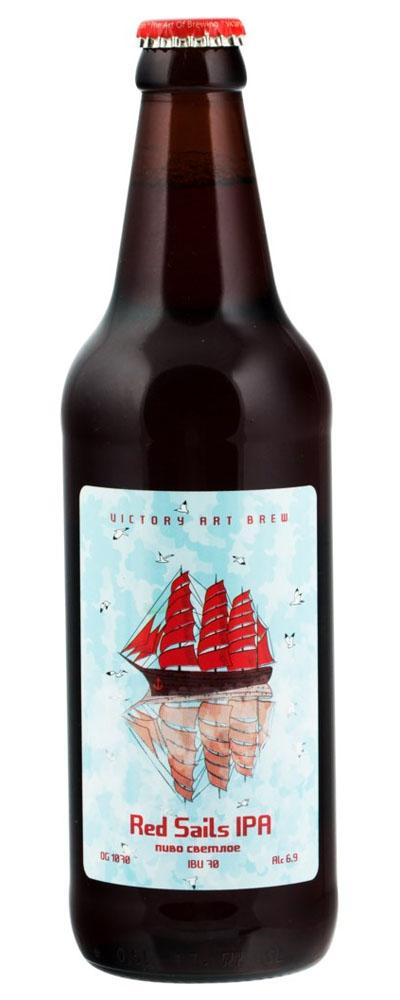 red-sails_bottle - Компания НАЙС
