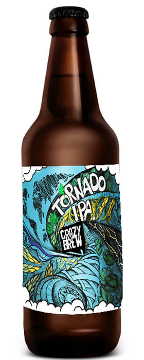 tornado-ipa_bottle - Компания НАЙС